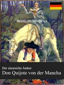 Don Quijote de la Mancha en alemán