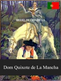 Don Quijote de la Mancha en portugués