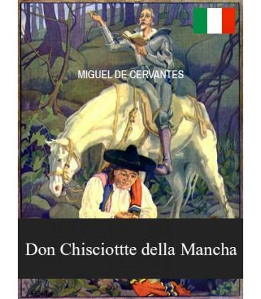 Don Quijote de la Mancha en italiano