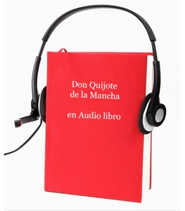 Audio libro del Quijote